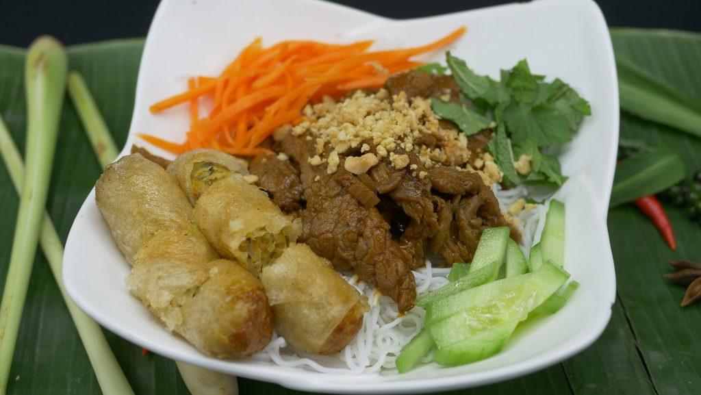 Un grand classique Vietnamien : le Bobun !